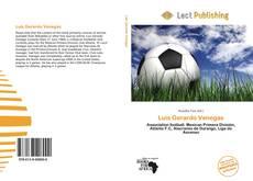 Bookcover of Luis Gerardo Venegas