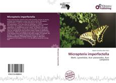 Copertina di Micropterix imperfectella