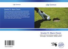 Buchcover von Greater Ft. Myers Classic