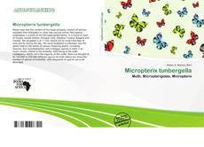 Bookcover of Micropterix tunbergella