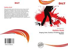 Bookcover of Hafdís Huld