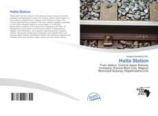 Capa do livro de Hatta Station
