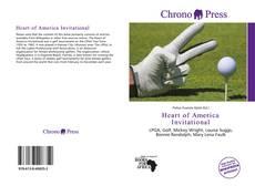 Bookcover of Heart of America Invitational