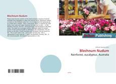 Borítókép a  Blechnum Nudum - hoz