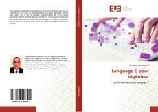 Capa do livro de Language C pour ingénieur