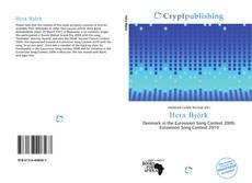 Capa do livro de Hera Björk
