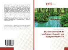 Capa do livro de Etude de l'impact de mollusques invasifs sur l'écosystème mosan
