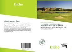 Bookcover of Lincoln-Mercury Open