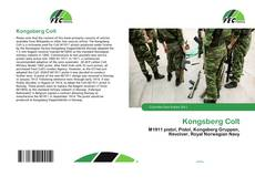 Bookcover of Kongsberg Colt