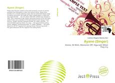 Bookcover of Ayane (Singer)