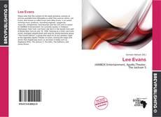 Bookcover of Lee Evans
