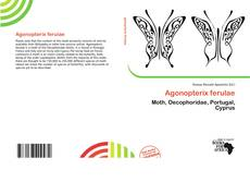Bookcover of Agonopterix ferulae