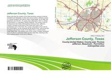 Bookcover of Jefferson County, Texas