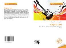 Portada del libro de Angela Aki