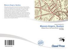 Portada del libro de Masson-Angers, Quebec