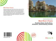 Bookcover of Mooi River (Town)
