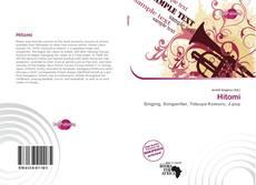 Hitomi kitap kapağı