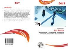 Jan Rokita kitap kapağı