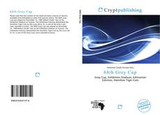 Bookcover of 68th Grey Cup