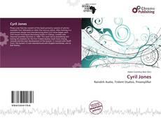 Couverture de Cyril Jones