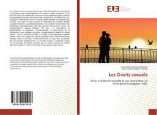 Обложка Les Droits sexuels