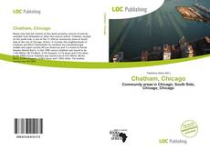 Bookcover of Chatham, Chicago