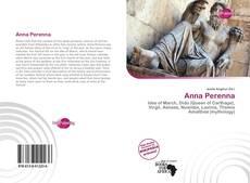 Buchcover von Anna Perenna