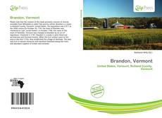 Bookcover of Brandon, Vermont