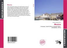 Bookcover of Musina