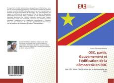 Couverture de OSC, partis, Gouvernement et l'édification de la démocratie en RDC