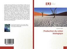 Production du coton biologique的封面
