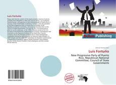 Portada del libro de Luis Fortuño