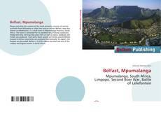 Bookcover of Belfast, Mpumalanga