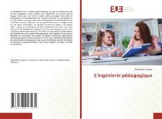 Bookcover of L'ingénierie pédagogique