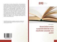 Обложка Association entre surpoids/obésité et la réactivité cutanée aux patch