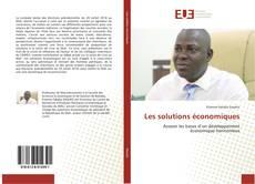 Capa do livro de Les solutions économiques