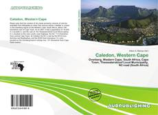 Bookcover of Caledon, Western Cape