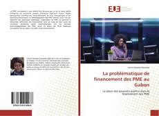 Couverture de La problématique de financement des PME au Gabon