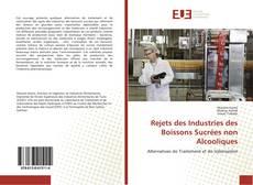 Copertina di Rejets des Industries des Boissons Sucrées non Alcooliques