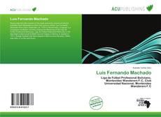 Bookcover of Luis Fernando Machado