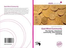 Bookcover of East Wind Community