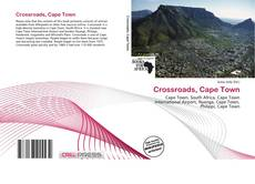 Bookcover of Crossroads, Cape Town