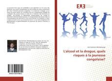 Copertina di L'alcool et la drogue, quels risques à la jeunesse congolaise?