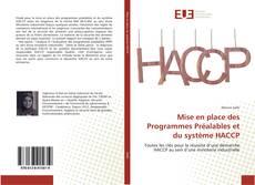 Couverture de Mise en place des Programmes Préalables et du système HACCP