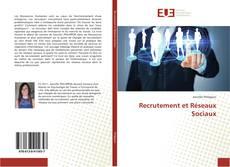Capa do livro de Recrutement et Réseaux Sociaux