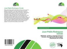 Bookcover of Juan Pablo Rodríguez Conde