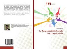 La Responsabilité Sociale des Coopératives kitap kapağı