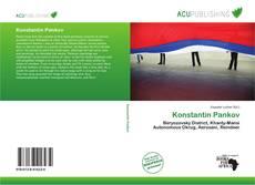 Portada del libro de Konstantin Pankov