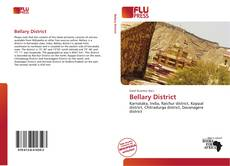 Capa do livro de Bellary District