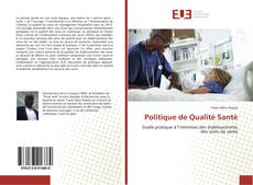 Copertina di Politique de Qualité Santé